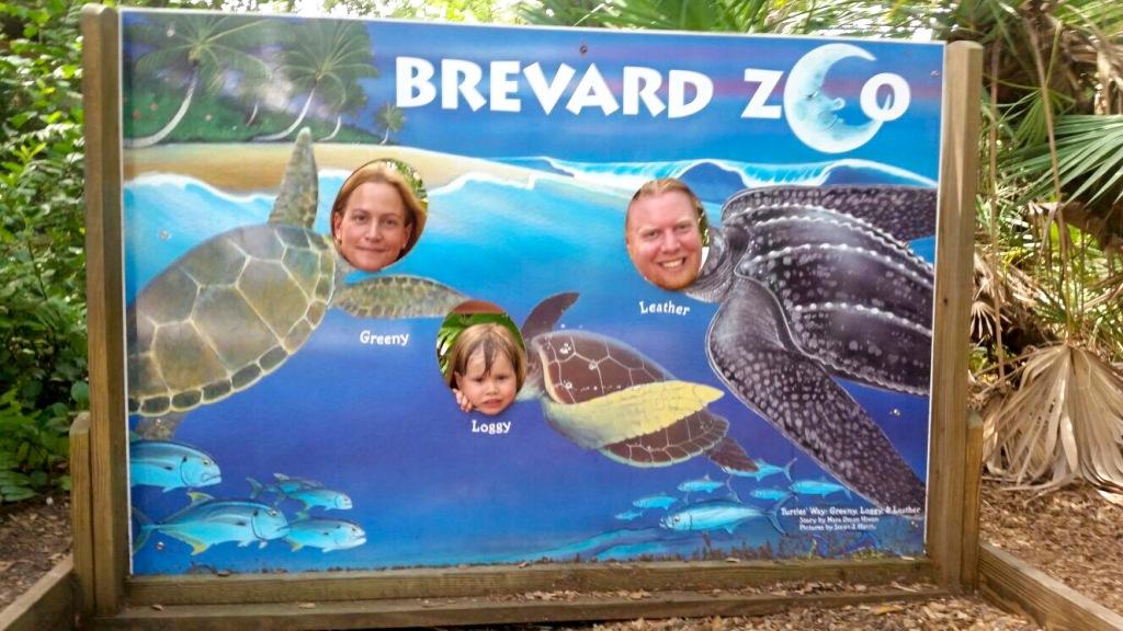 Brevard Zoo in Florida.