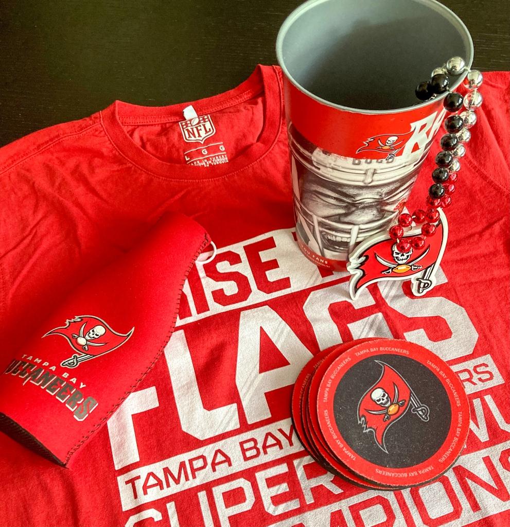 Tampa Bay Buccaneers Merchandise